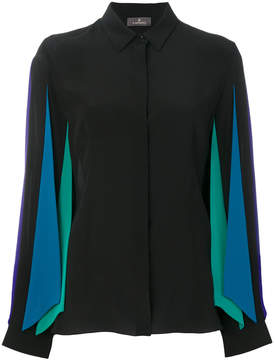 Capucci colour block shirt
