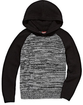 Arizona Long Sleeve Hooded Pullover Sweater - Big Kid