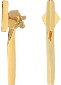 Miansai T-Bar Stud Earrings Earring