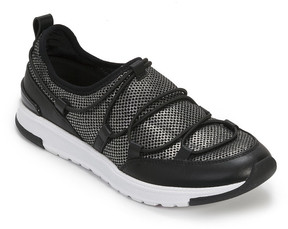 Foot Petals Black Bree Bungee Slip-On Sneaker - Women