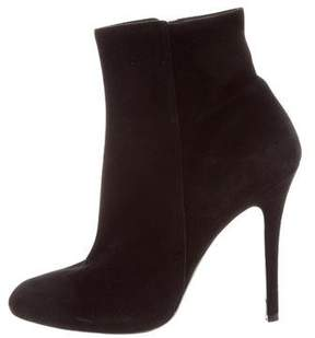 Ralph Lauren Suede Pointed-Toe Boots