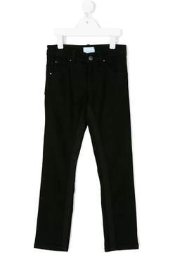 Lanvin Enfant straight leg jeans