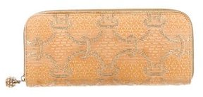 Kotur Metallic Evening Clutch