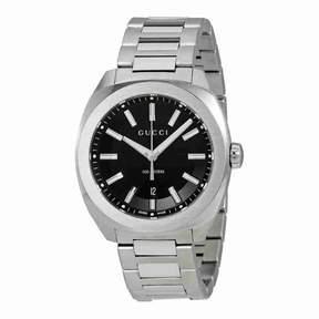 Gucci GG2570 Black Dial Men's Watch YA142301