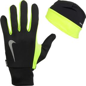 Nike Dri-Fit Running Beanie/Glove Set - Men's