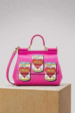 Dolce & Gabbana Sicily Pop MM shoulder bag