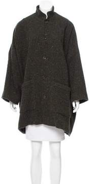 eskandar Wool Oversize Jacket