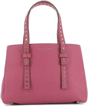 Marc Jacobs Fucsia Leather Handle Bag - PINK - STYLE