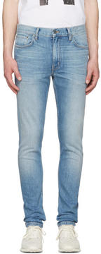 Robert Geller Blue Type 2 Jeans