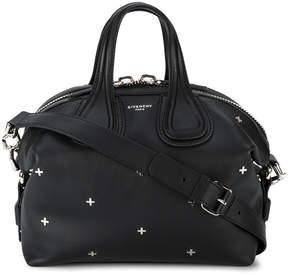 Givenchy small Nightingale studded tote bag