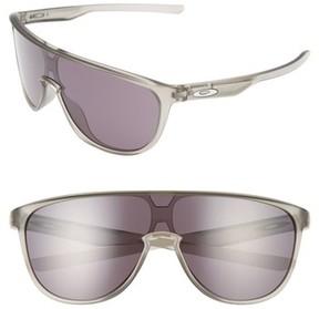 Oakley Men's Trillbe 140Mm Shield Sunglasses - Grey