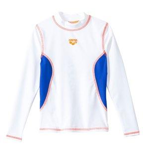 Arena Boys L/S Swim Shirt 8127932