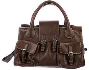 Chloé Leather Edith Tote