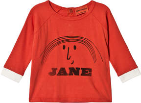 Bobo Choses Spice Route Little Jane Long Sleeve T-Shirt