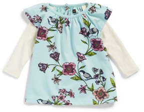 Tea Collection Infant Girl's Glenna Flutter Dress