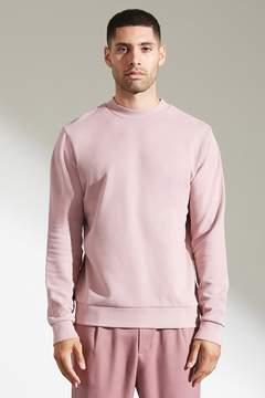 21men 21 MEN High-Neck Sweatshirt