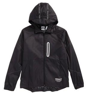adidas Boy's Junior Nmd Hooded Windbreaker