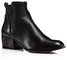 Kenneth Cole Women's Artie Leather Booties