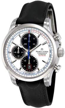 Maurice Lacroix Pontos Automatic White Dial Men's Watch