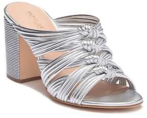 Rachel Zoe Odessa Metallic Nappa Sandal