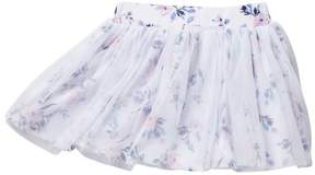 Splendid Floral Print Tutu Skirt (Baby Girls)