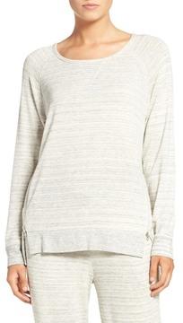 Daniel Buchler Space Dye Sweatshirt