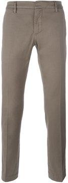 Dondup straight chino trousers