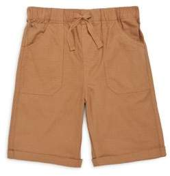 7 For All Mankind Little Boy's Solid Cotton Shorts