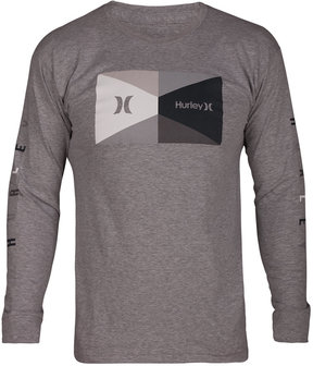 Hurley Men's Breakout Graphic Long-Sleeve T-Shirt