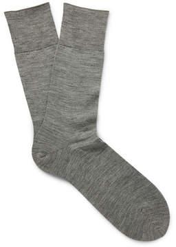 Falke Mélange Merino Wool-Blend Socks