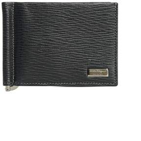 Salvatore Ferragamo Revival Bifold With Money Clip