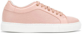 Paul Smith perforated Basso sneakers