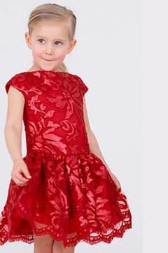 Halabaloo Lace Sequin Dress