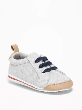 Old Navy Jersey Sneakers for Baby