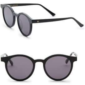 Gentle Monster Noir Cat 50MM Wayfarer Sunglasses
