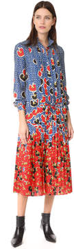 Stella Jean Long Sleeve Dress