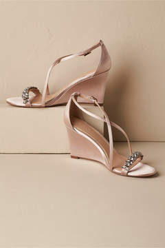 BHLDN Clarissa Wedges
