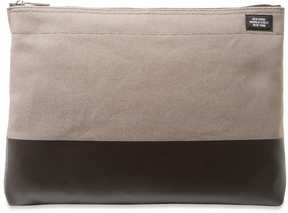 Jack Spade Men's Dipped Industrial Canvas Bankers Envelope Wallet