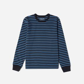 Everlane The Breton Striped Pullover Tee