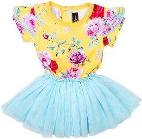 Rock Your Baby Floral Circus Dress
