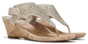 White Mountain Women's Alise Wedge Sandal