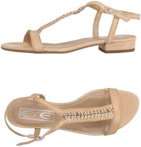 Eye Sandals