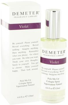 Demeter by Violet Cologne Spray for Women (4 oz)