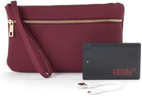 Apt. 9 RFID-Blocking Phone Charging Wristlet