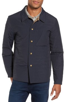 Billy Reid Men's Leroy Quilted Shirt Jacket