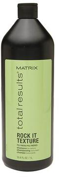 Matrix Total Results Rock It Texture Polymers Shampoo