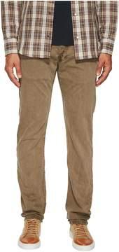 Billy Reid Garment-Dyed Slim Jeans in Rubber Men's Jeans