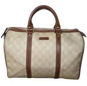 Gucci Boston cloth handbag - WHITE - STYLE