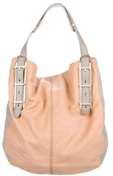 Botkier Bicolor Leather Handle Bag