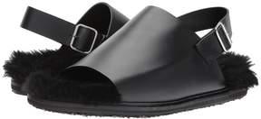 Marni Shearling Lined Sandal Men's Sandals